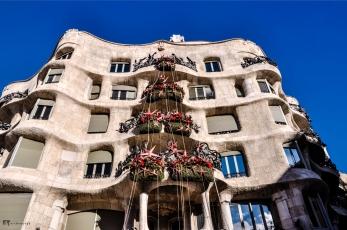 Casa Milà_ Gaudì